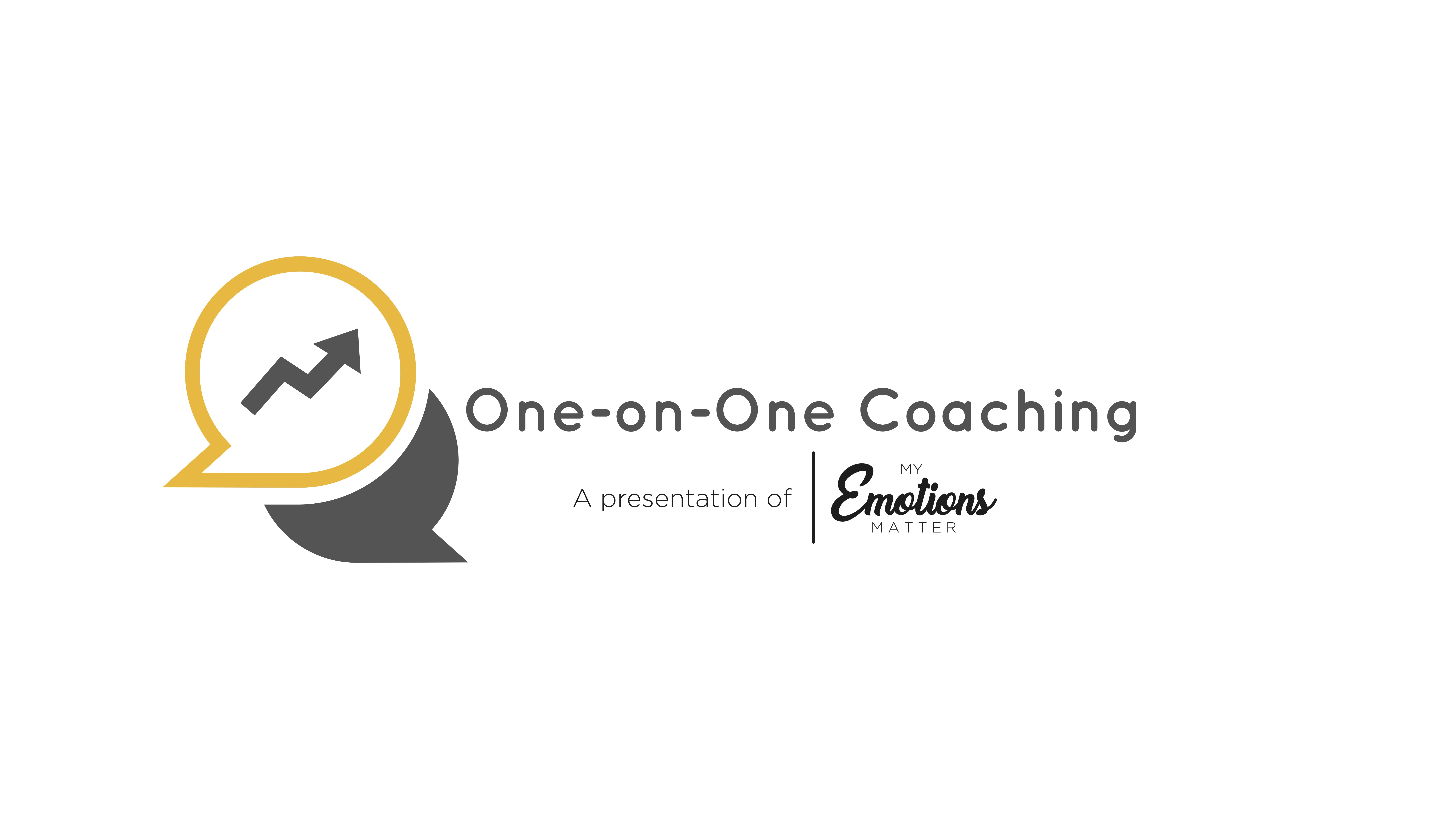 One-on-One Coaching   Program for Individuals