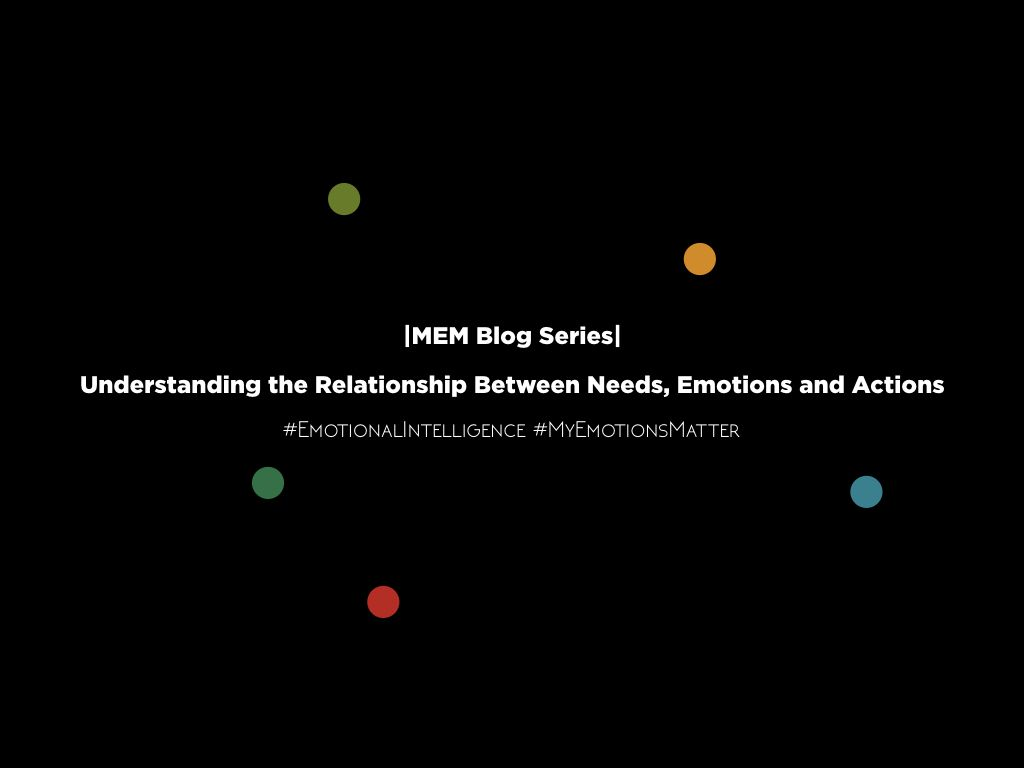 Thumbnail for Understanding the Relationship Between Needs, Emotions and Actions